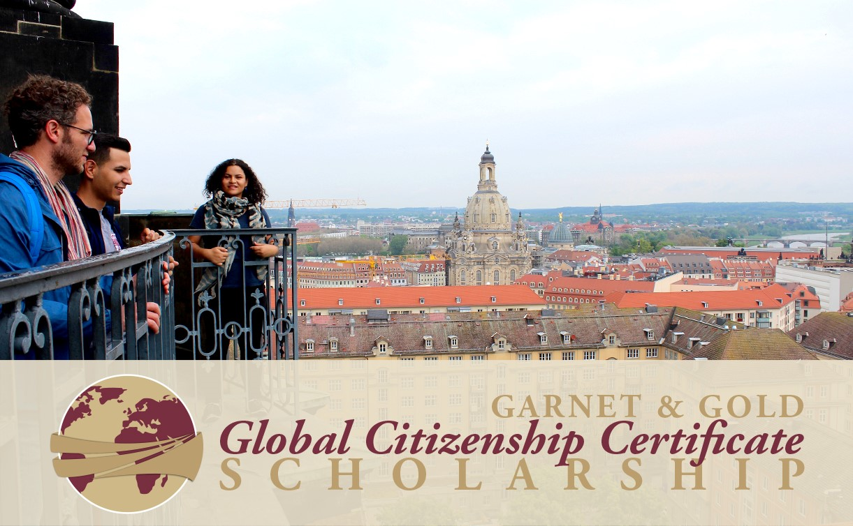 Global Citizenship Certificate Scholarship