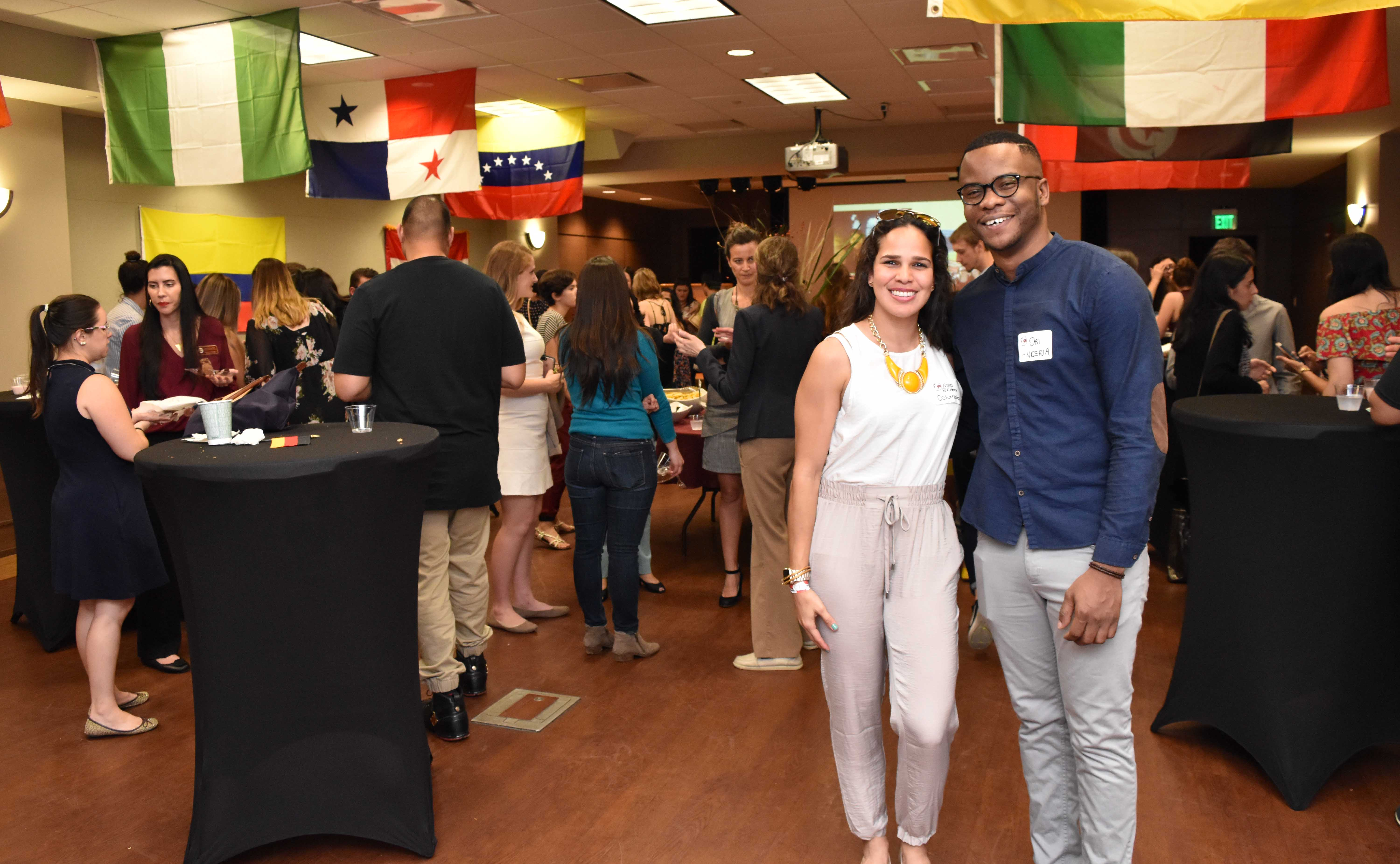Spring 2018 International Student Graduation Reception
