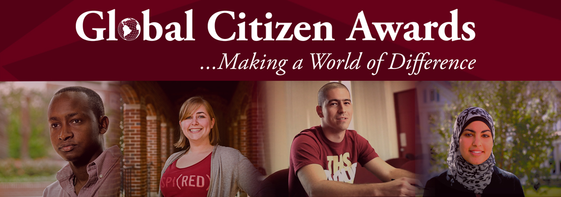 Global Citizen Award