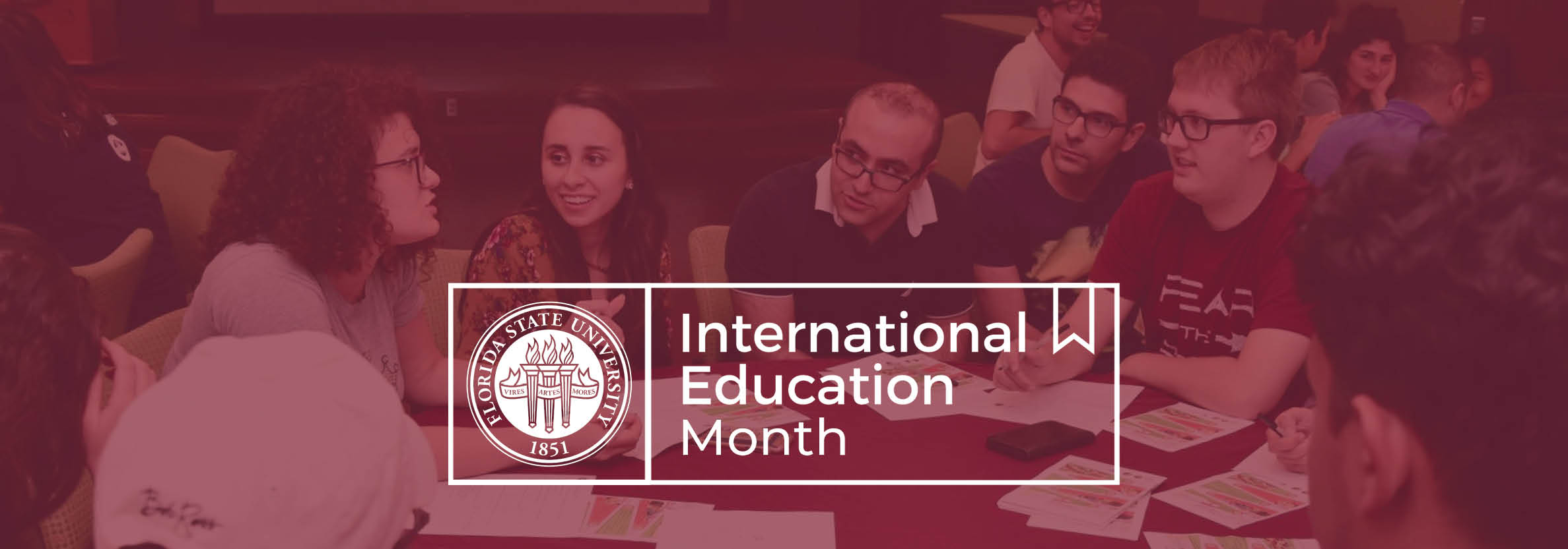 International Education Month 2019