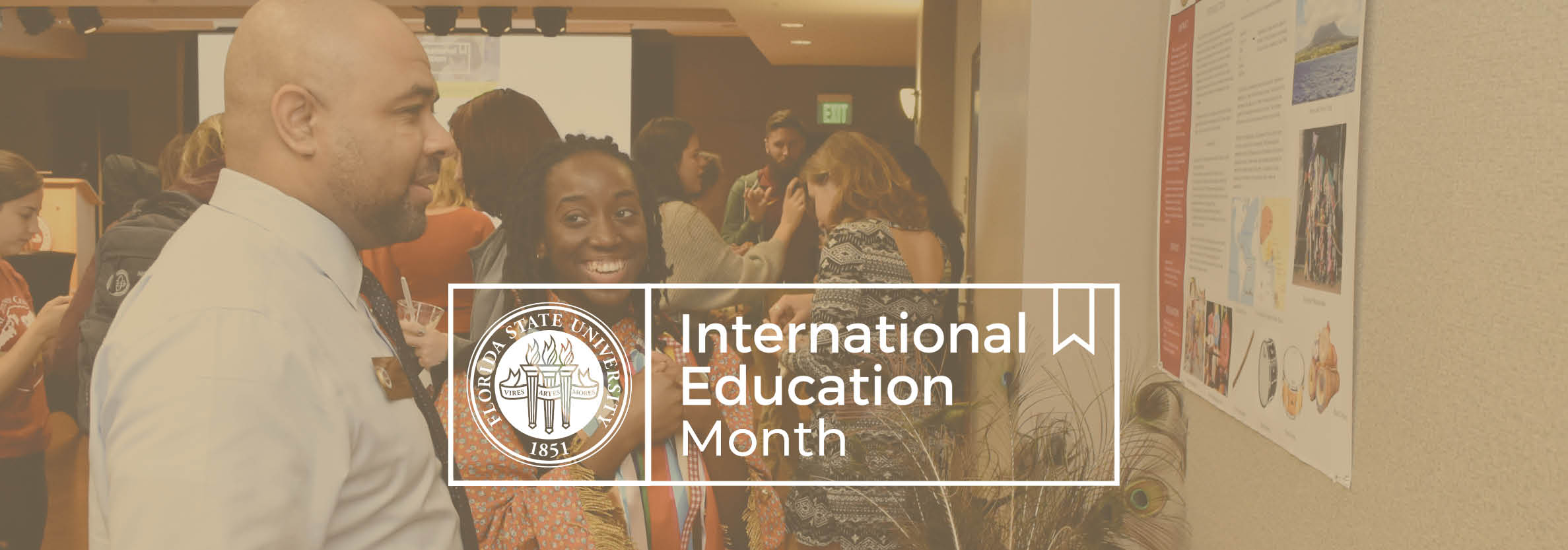 International Education Month – Going Global Showcase